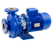 KSB ETB 050-032-2001GG IE2 Motor - DPS Pumps